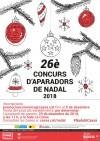 26è Concurs Aparadors 2018 2