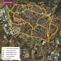 Els itineraris saludables de Cassà