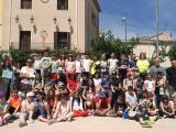 Alumnes de l'Escola Aldric participen al projecte Consell Escola, que té com a objectiu fomentar el comerç local