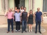 L'Ajuntament de Cassà fa un gest per l'ELA coincidint amb el dia mundial d'aquesta malaltia