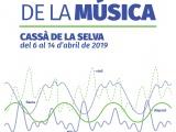 Dissabte comença la Setmana de la Música a Cassà de la Selva