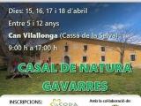 Casal naturalista de les Gavarres per Setmana Santa a Can Vilallonga