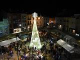Molta participació de públic a la primera edició del Fum, Fum, Fum! la Festa Familiar de Nadal a Cassà