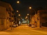 Nou enllumenat del carrer Provincial i il·luminació específica per als passos de vianants